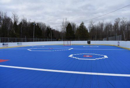 La patinoire de Saint-Edmond-de-Grantham sera rénovée