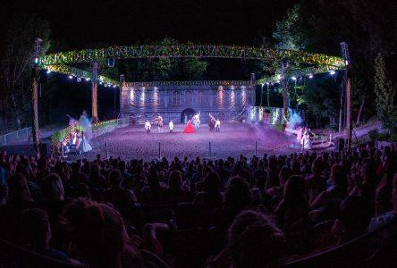 Apzara de retour avec un troisième spectacle équestre l'été prochain