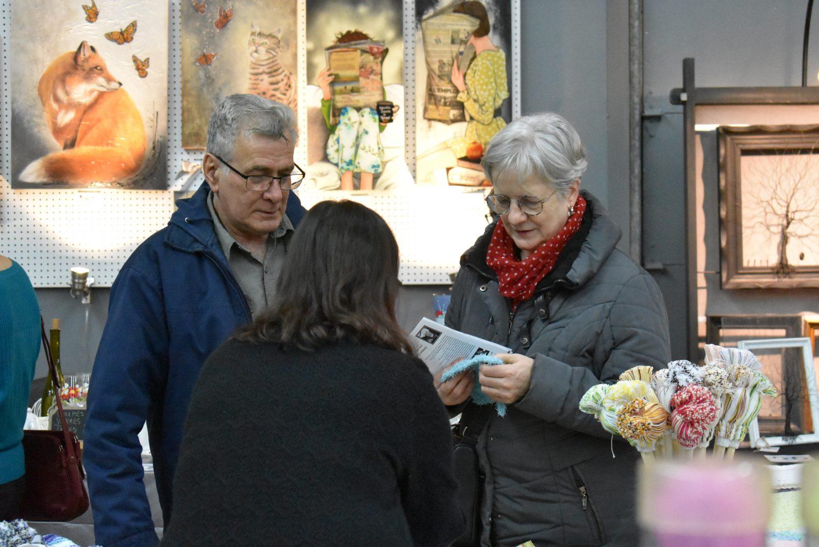Le Salon des artisans, entre traditions et nouveautés