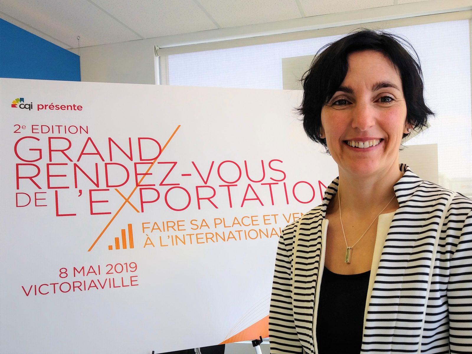 Carrefour Québec international invite les entrepreneurs au Grand rendez-vous de l'exportation