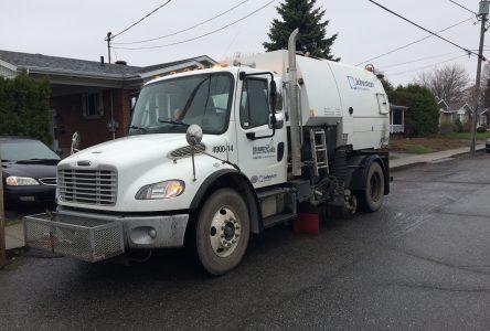 La Ville lance ses opérations de nettoyage et d'entretien des infrastructures routières