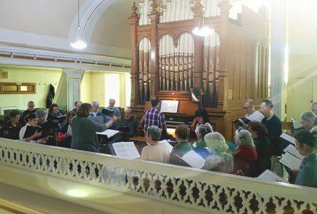 Un autre grand concert chœur et orgue se prépare à Durham-Sud