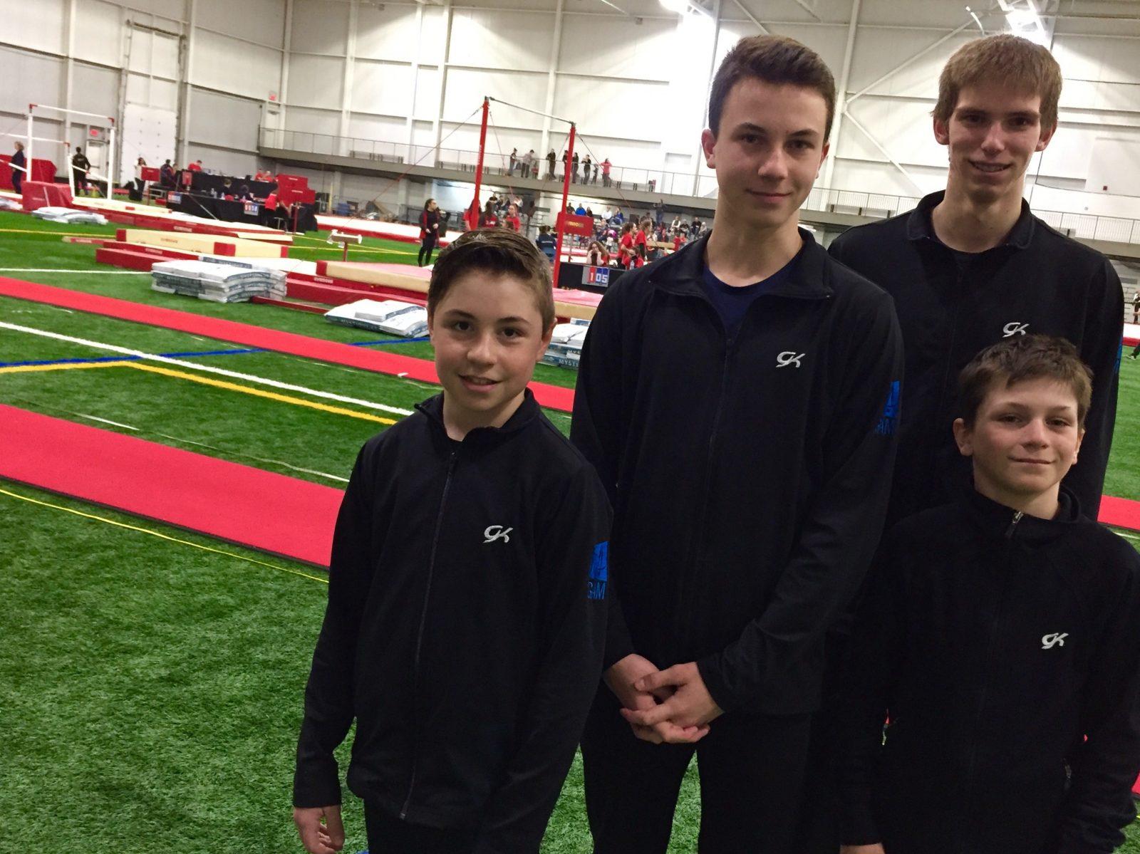 Drummond Gym se prépare pour le championnat québécois