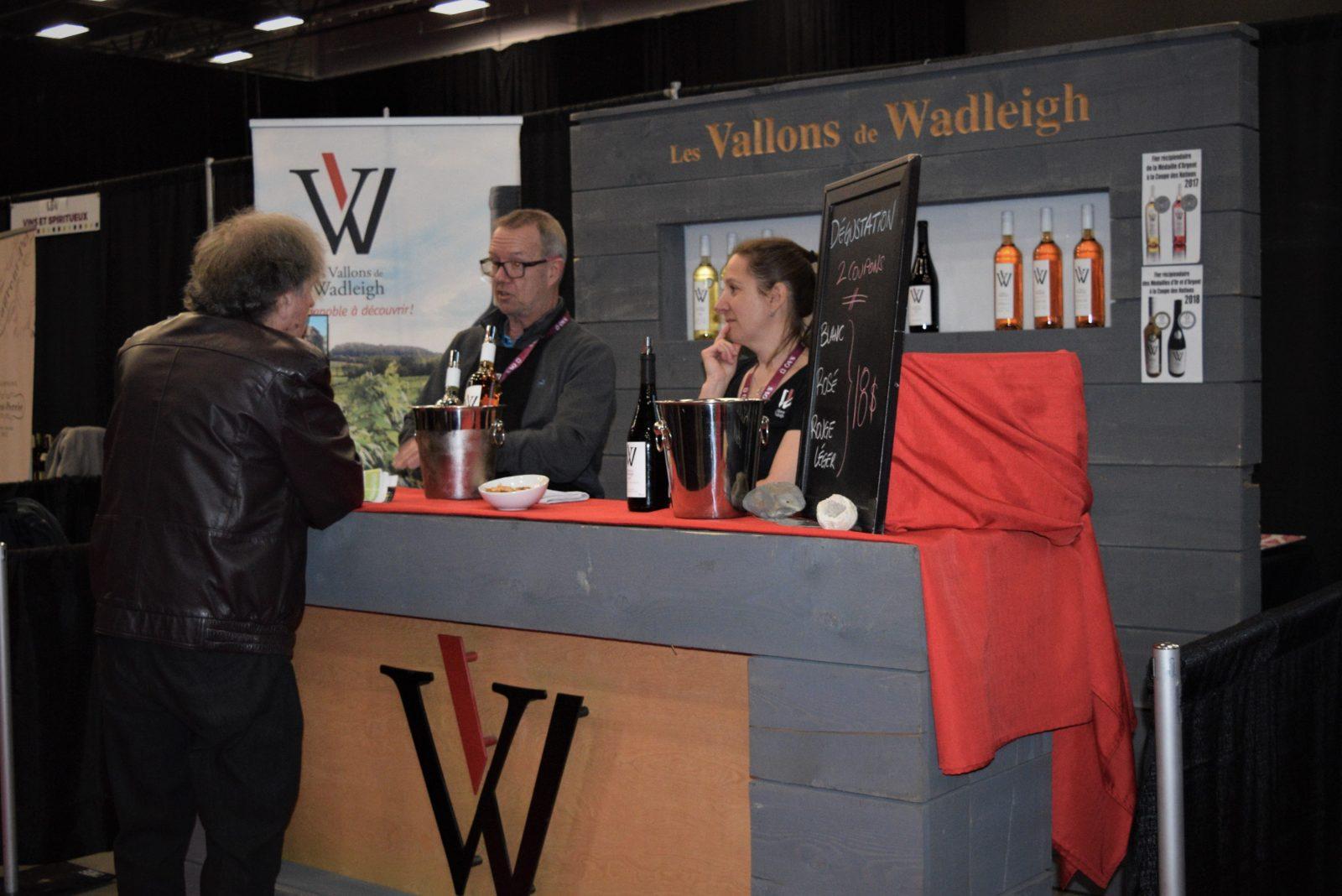 Le Salon des vins: les convives sont au rendez-vous