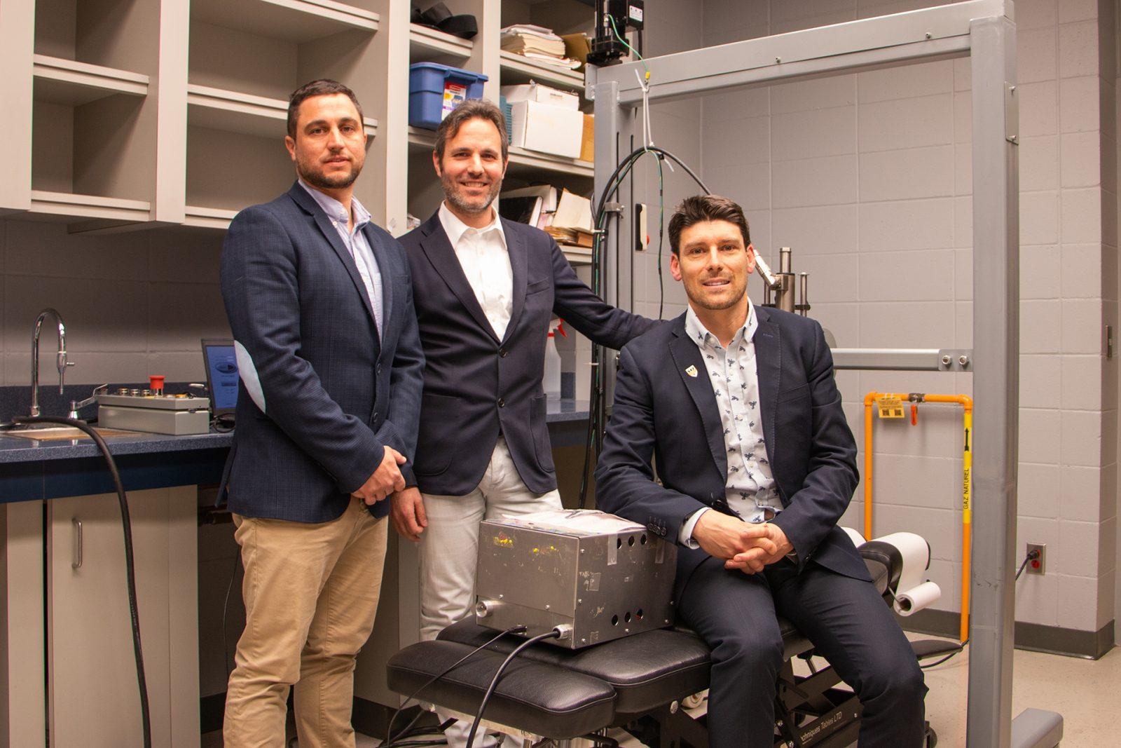 Une nouvelle Chaire de recherche internationale en santé neuromusculosquelettique