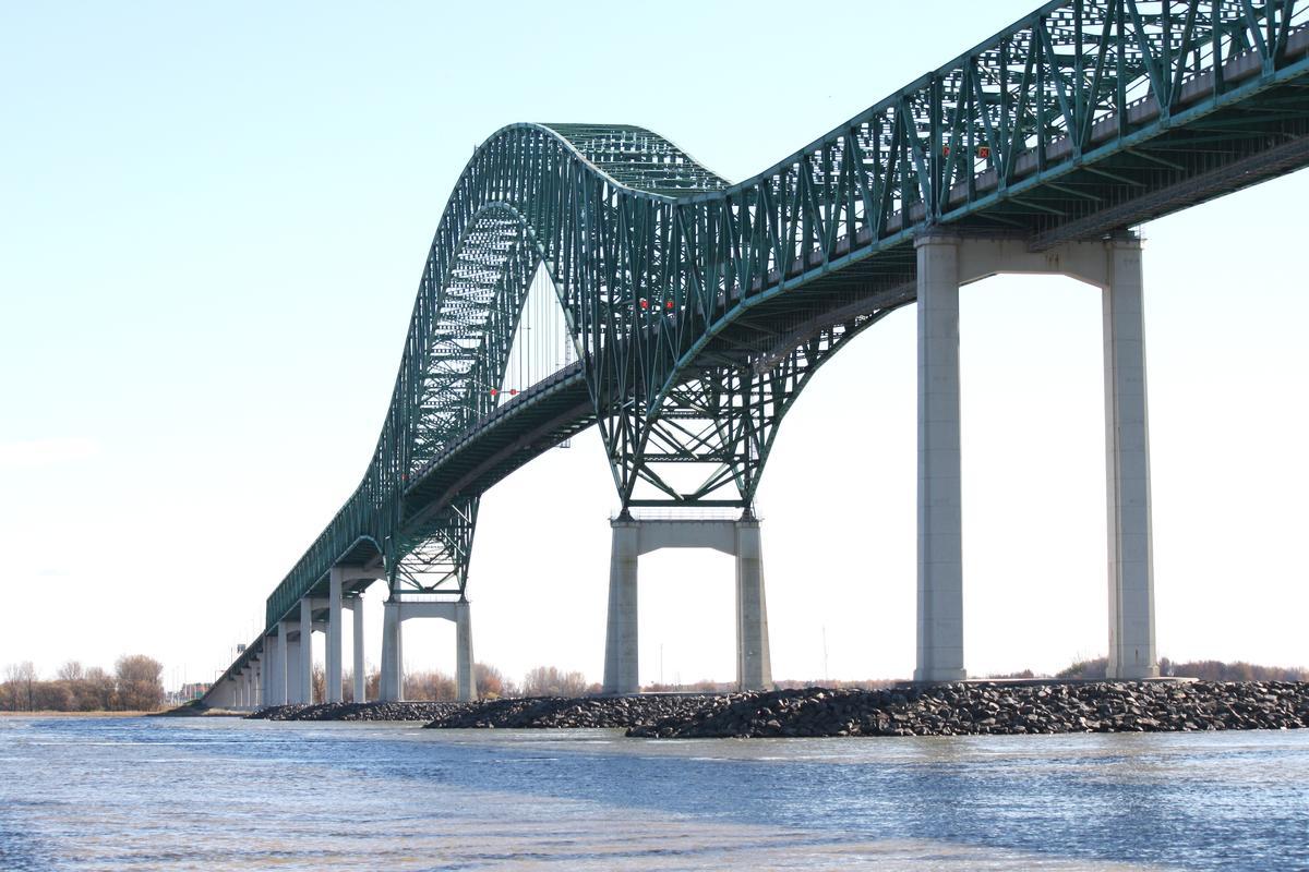 La dalle du pont Laviolette sera remplacée