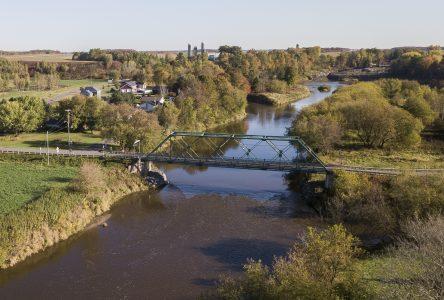 Limites de charges diminuées sur deux ponts de la MRC de Drummond