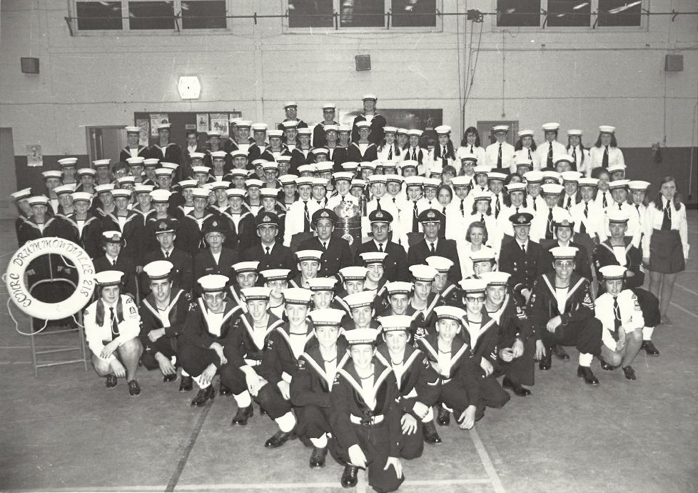 Les cadets de la marine… déjà 50 ans d'histoire à Drummondville
