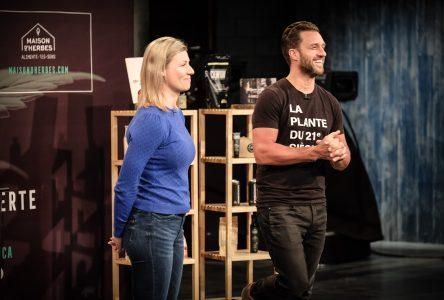 Dany Lefebvre et Marie-Ève Parenteau seront «Dans l'œil du Dragon»