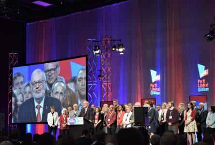 Un nombre record de militants libéraux à Drummondville