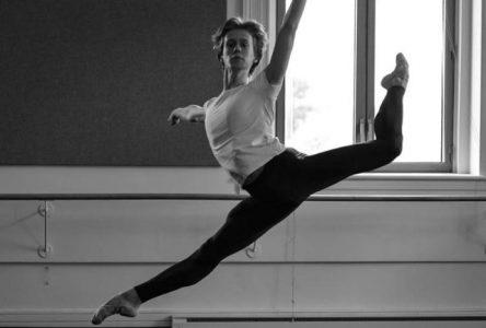 «J'ai été séduit par la riche histoire de l'Académie de ballet de Drummondville» – William Tessier-Legault