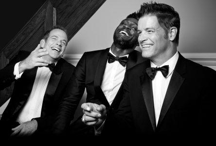 Une soirée qui «va swigner» avec Forever Gentlemen