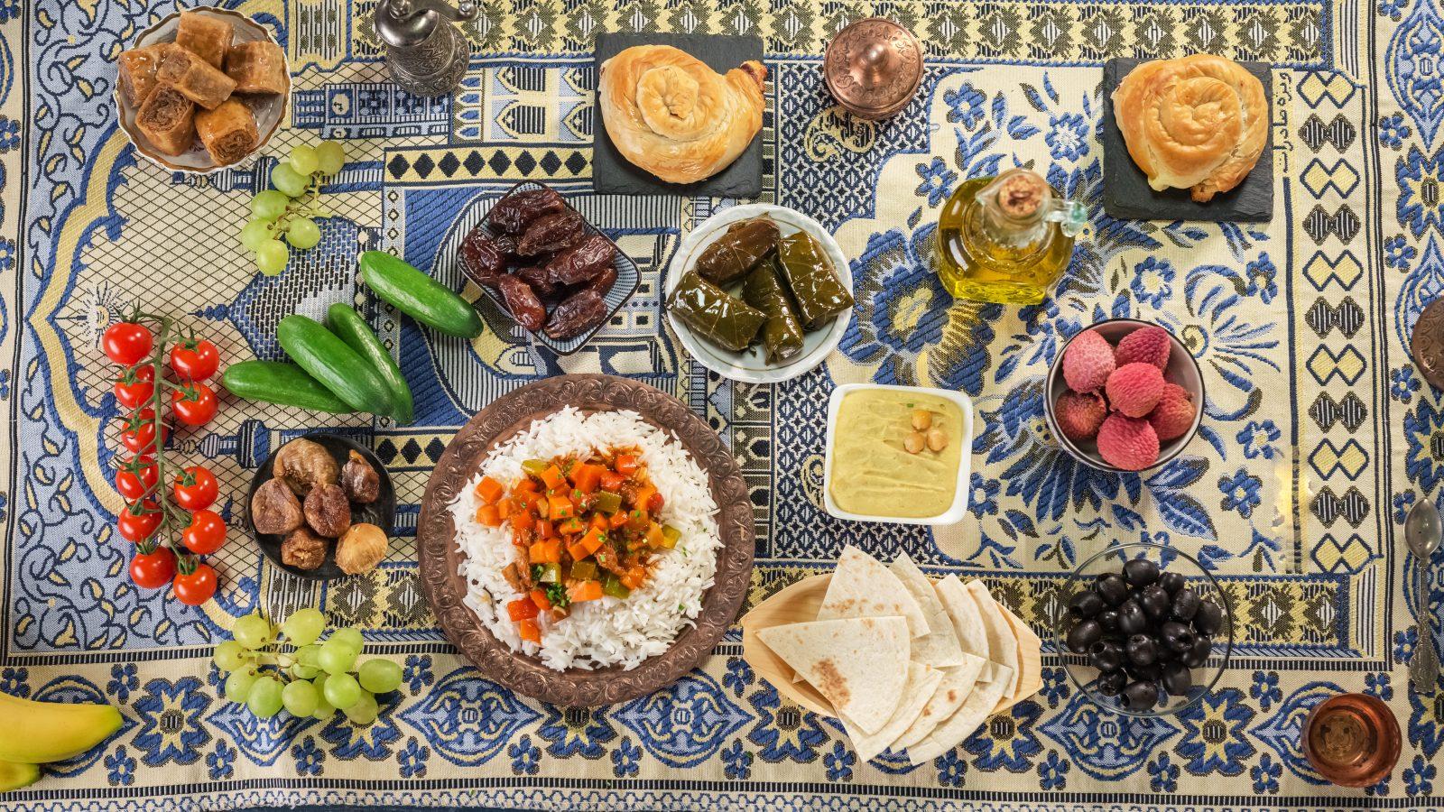 Un souper du ramadan à partager avec la communauté musulmane