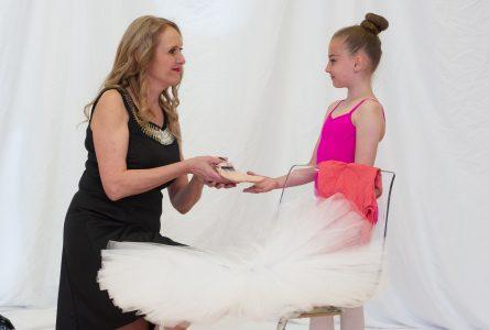 Une fondation en mémoire de la pionnière de la danse Germaine-Morin-Proulx