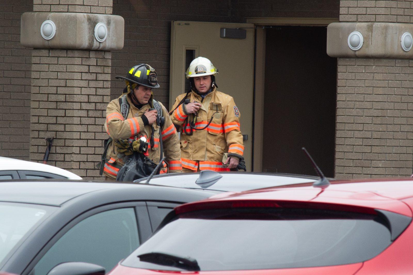 Incendie chez Canimex (Mise à jour)