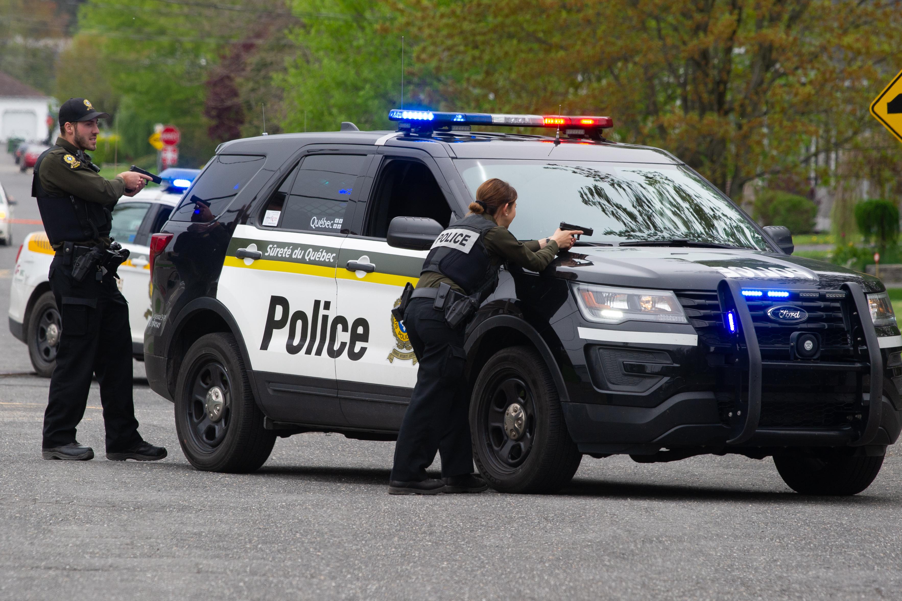 Vaste Opération Policière à Notre-Dame-du-Bon-Conseil