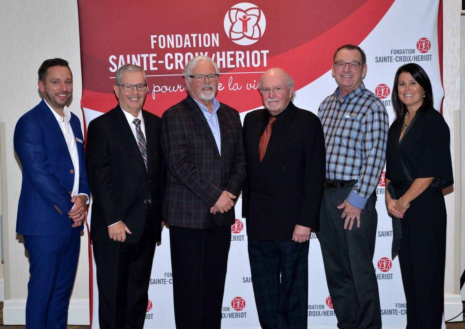 La Fondation Sainte-Croix/Heriot : déjà 40 ans