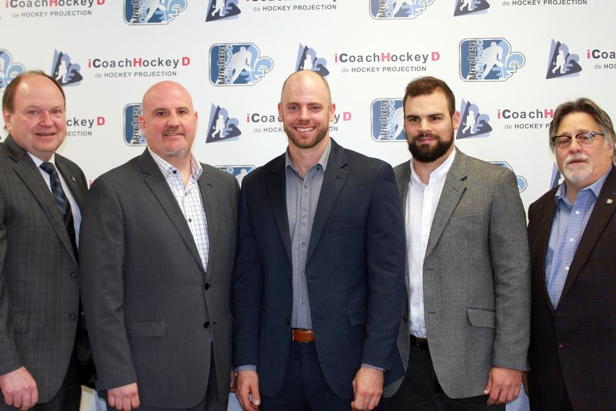Un partenariat entre Hockey Projection et Hockey Québec