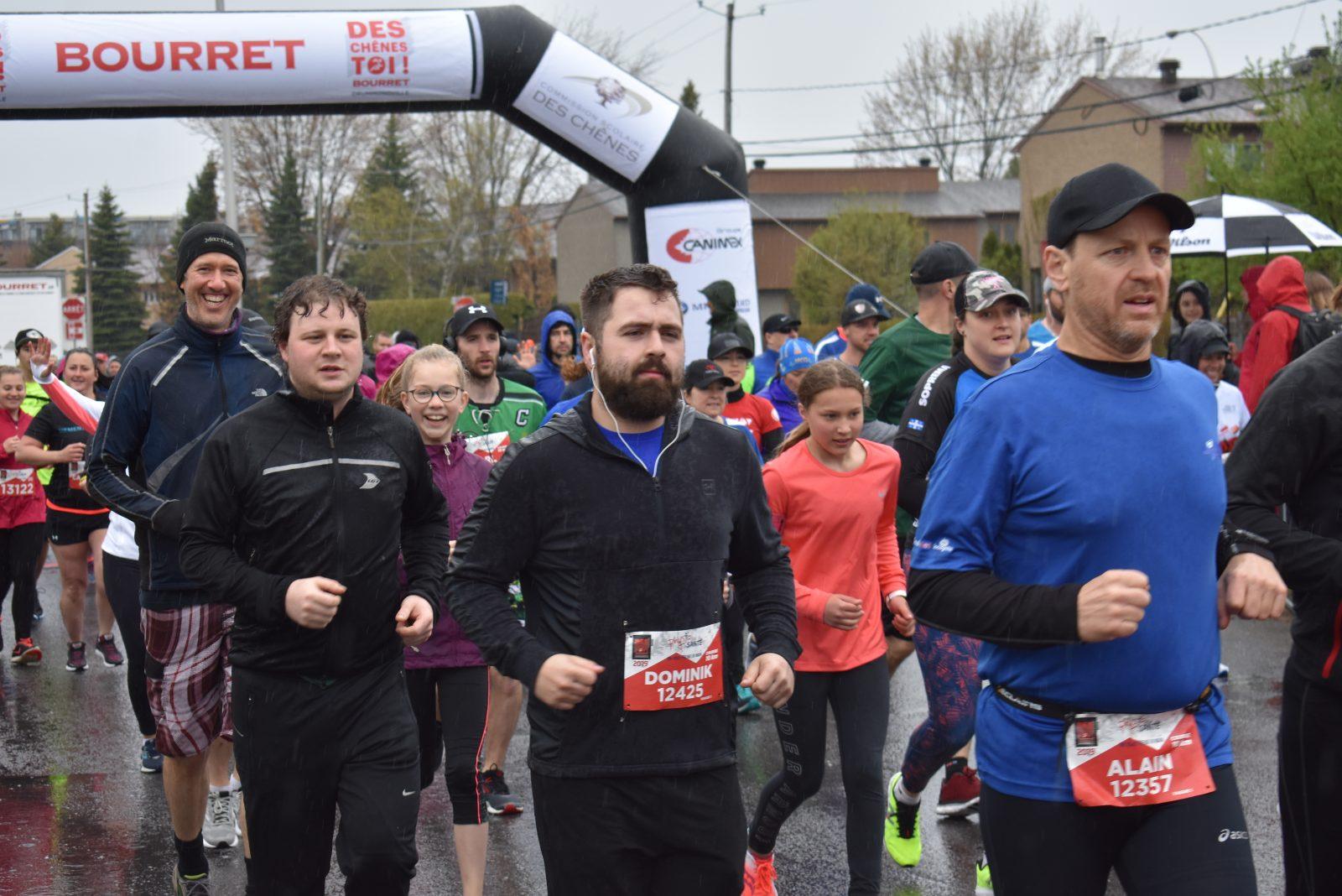 Un marathon à la Course des Chênes-toi?
