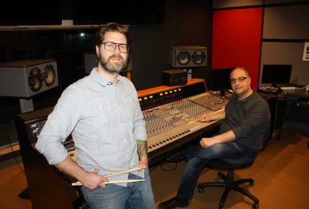 Atelier intensif de prise de son de la batterie dans un studio