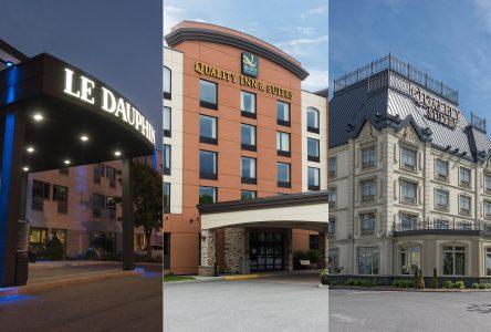 Les quatre hôtels du Groupe GenCaM se signalent