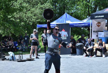 Des performances impressionnantes au Village québécois d'antan