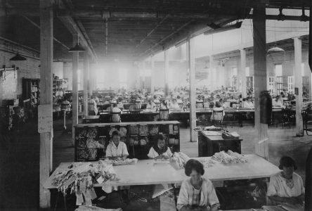 Les corsets de la Canadian H. W. Gossard (1919-1926)