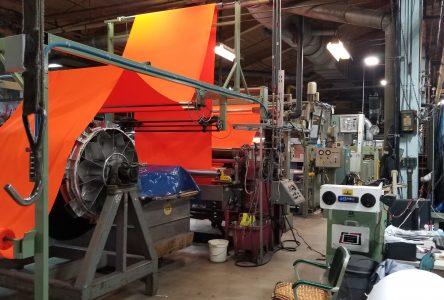 Le virage de l'industrie du textile