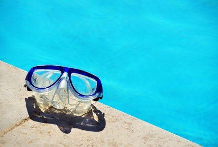 Ouverture des piscines extérieures et des modules de jeux