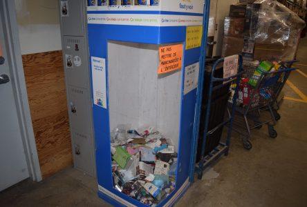 Des pertes de 195 000 $ chez Walmart