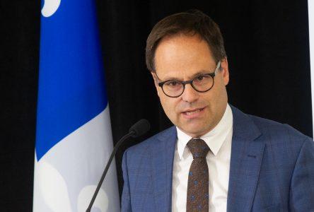 PLQ : première activité de financement du candidat Alexandre Cusson