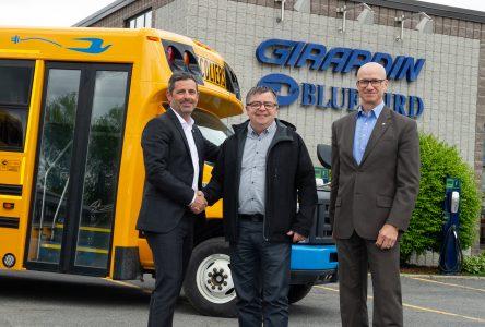 Enfin des minibus scolaires électriques en ville