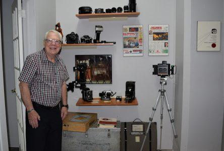 L'histoire de Drummondville derrière la lentille de Henri Desaulniers