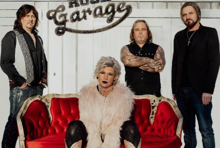 Un premier EP et de grandes ambitions pour RoseGarage
