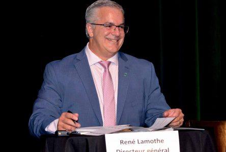 Caisse Desjardins de Drummondville: le dg prend sa retraite
