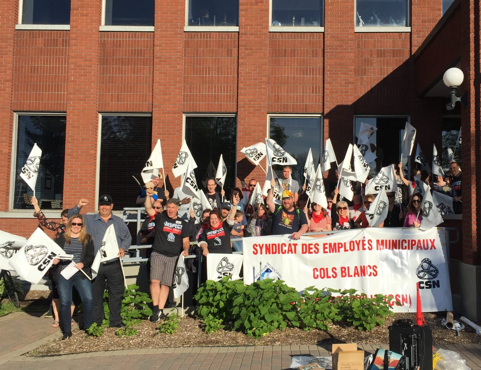 Cols blancs : la question des horaires est prioritaire selon le syndicat