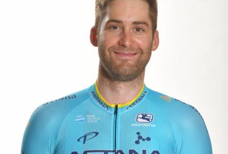 Hugo Houle sélectionné pour le Tour de France
