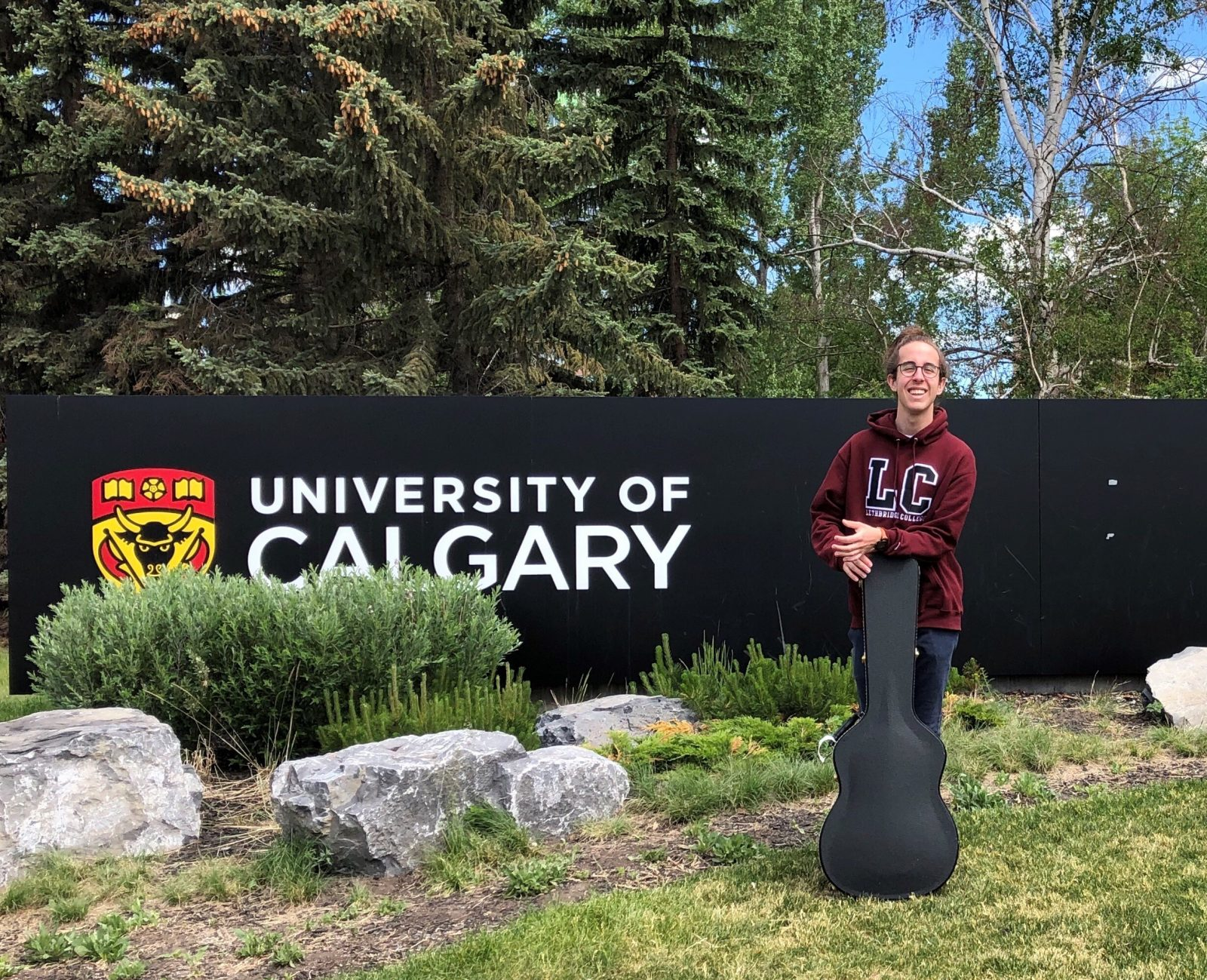 Tommy Dupuis se distingue au Concours de musique du Canada Canimex