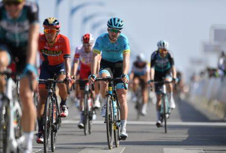 Astana conserve provisoirement la tête