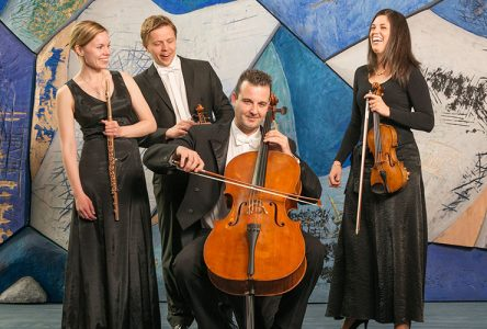 Un quatuor finlandais à la Petite Chapelle Saint-Gérard
