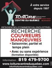 Logo de Couvreurs – Manoeuvres