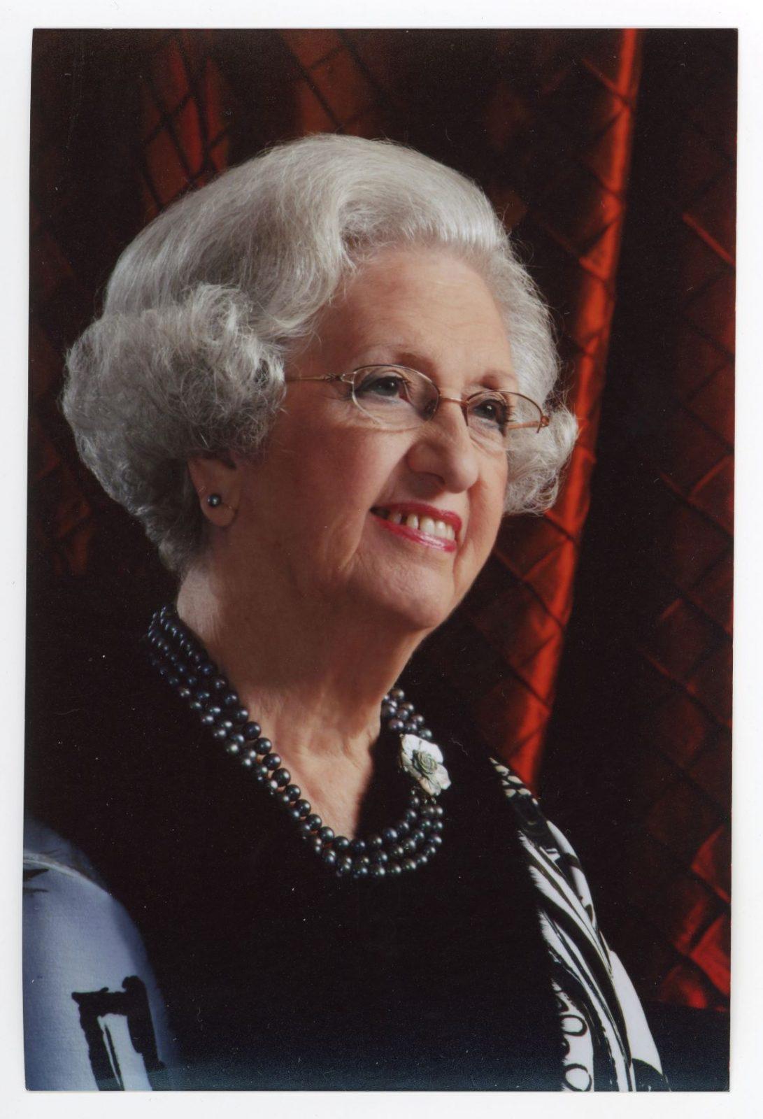 Une fondation en hommage à Germaine Morin Proulx