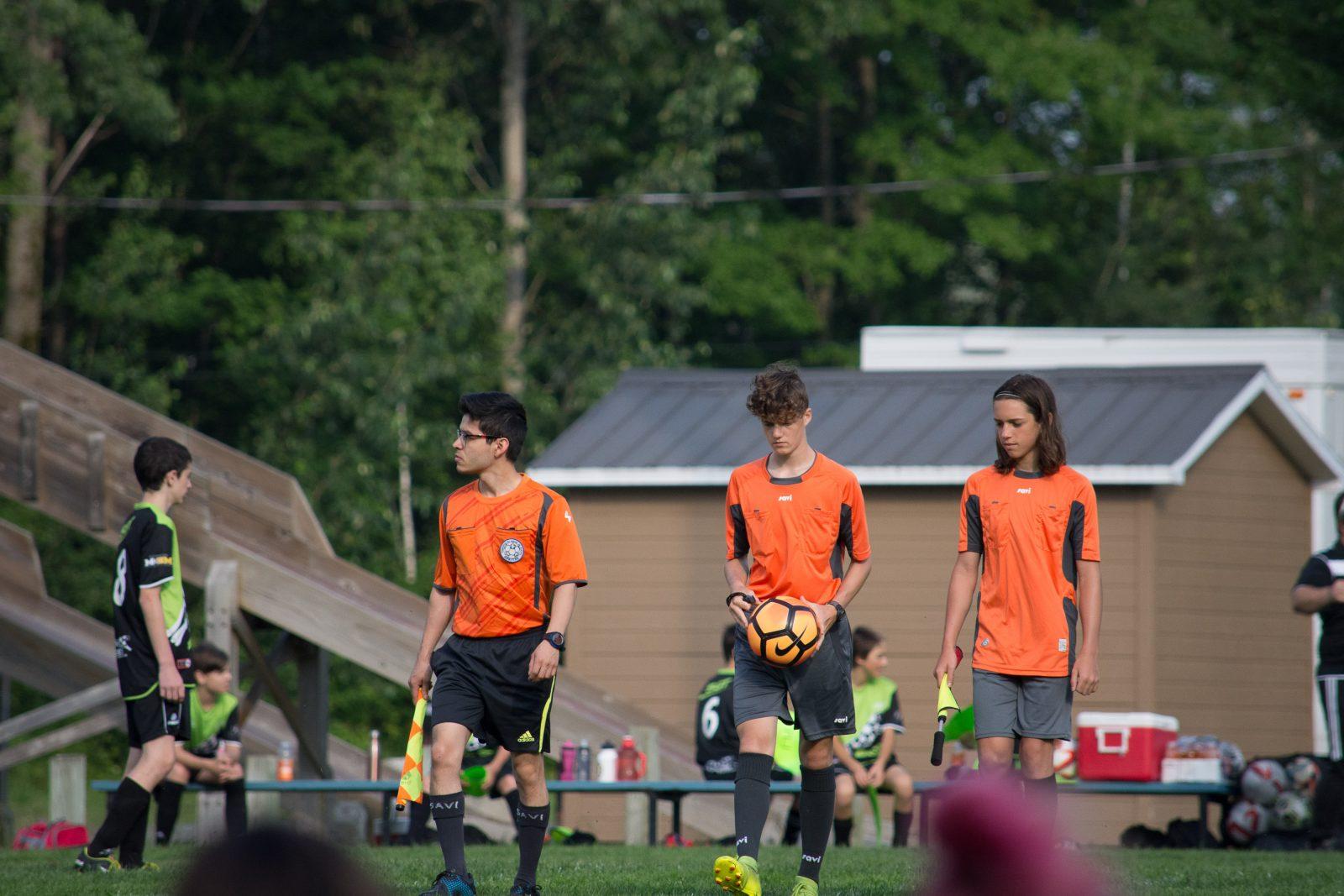 Pas moins de 120 équipes ont pris part au tournoi provincial de soccer