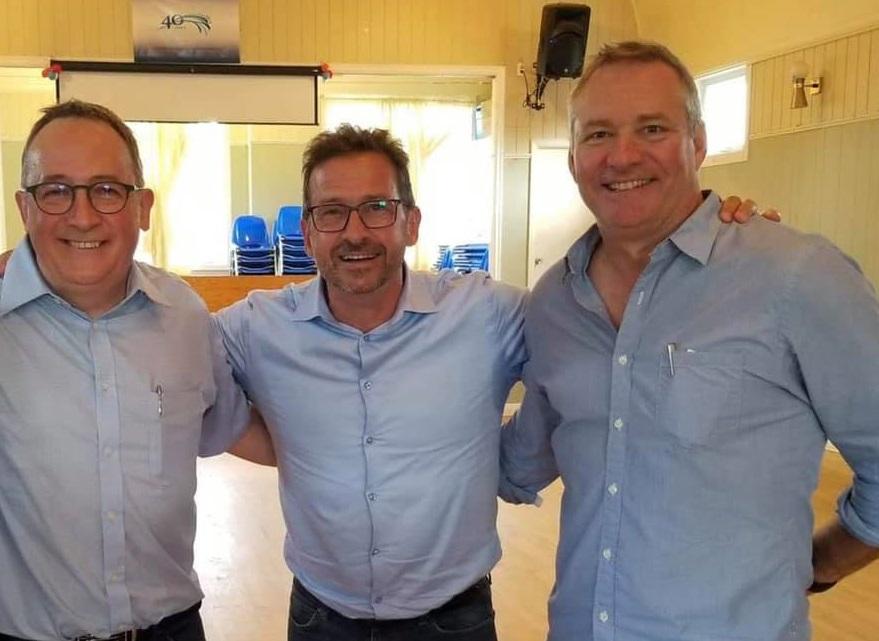 Martin Champoux candidat du Bloc québécois dans Drummond