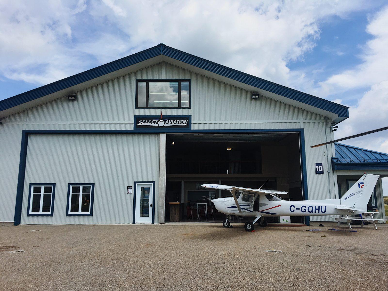 Sélect Aviation quitte Drummondville