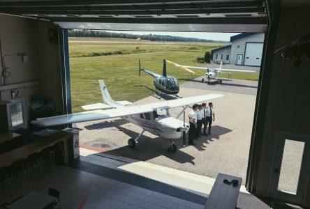 Select Aviation satisfait de l'entente hors cour
