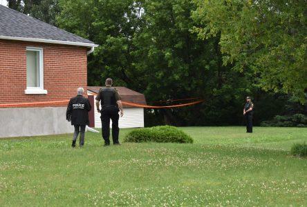 Rue Maisonneuve : la SQ enquête sur un possible meurtre
