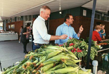 Le Bloc québécois veut inciter à acheter des aliments locaux