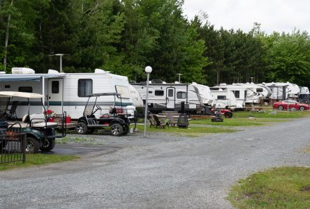 Les campings de la région sont en attente