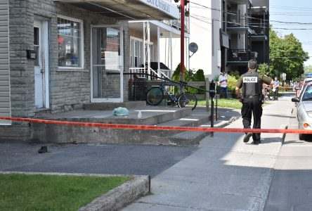Deux scènes de crime à Drummondville après une altercation